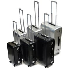 Our Fantastic Suitcases available in 3 sizes and two colours. These can also be used as a cabin case to take your valuable around with you safely and keep them protected from all danger coming its way. For more information visit www.trifibre.co.uk