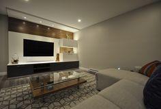 Basement Living Rooms, Basement Furniture, Basement Gym, Basement Remodeling, Basement Workshop, Reno, Interior Design Living Room, Kitchen Interior, Dream Decor