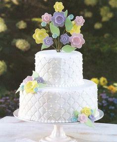 Simple Wedding Cakes - Wedding Cake Photos
