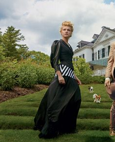 Vogue US September 2012 The Custom of The Country by Annie Leibovitz