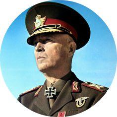 Mareşalul Ion Antonescu: Memoriul depus de Mareşalul Antonescu la Tribunalu... Geometric Mountain Tattoo, Romania, World War, Captain Hat, Army, Celebrities, Mai, Europe, King
