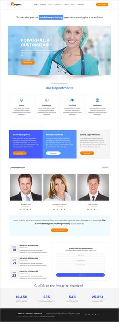 Medical HealthCare Brochure Brochure Templates Pinterest Ai