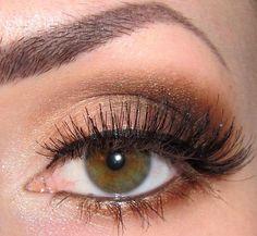 Get this look 3 pc set (Spun sugar, Que Sera & Parlez vous) Eyeshadow Mineral makeup Eye shadow Eyeliner (5g)