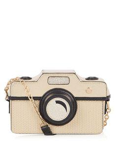 Cara Camera Across Body | Gold | Accessorize