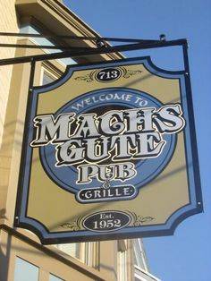 Machs Gute Pub & Grille, Bethlehem PA