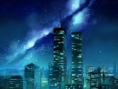 On Any Night Under an Infinite Sky - Seo Tatsuya