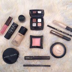 #makeup #cosmetics #Mac #Nars #girls