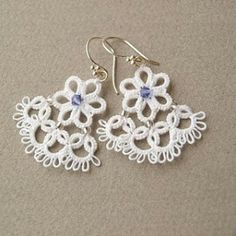 Tatted Jewelry | Crochet | CraftGossip.com
