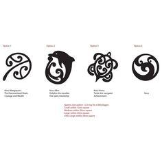 Maori Koru Mangopare Honu Aihe NZ Kiwi Symbol Car Tattoo Decal Vinyl Sticker for sale online Koru Tattoo, Symbol Tattoos, Samoan Tattoo, Tattoo Symbols, Polynesian Tattoo Designs, Maori Tattoo Designs, Car Tattoos, Body Art Tattoos, New Zealand Symbols