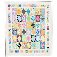Marked as a beginner quilt