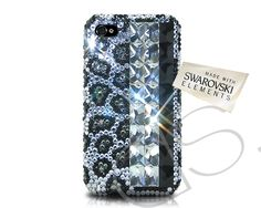 Diamond Print Bling Swarovski Crystal Samsung Galaxy Note 4 Case           http://www.dsstyles.com/product/diamond-print-bling-swarovski-crystal-samsung-galaxy-note-4-case