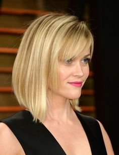hairstyles of reese witherspoon | reese witherspoon short haircut