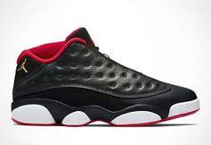 THE SNEAKER ADDICT: Air Jordan 13 Retro Low 'Bred' Sneaker Available (...