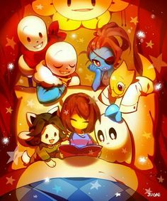 Read Undertale from the story Immagini Dei Fandom ~ by MarziaHaruda (Yey) with 287 reads.