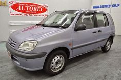 Japanese vehicles to the world: 1998 Toyota Raum 4WD for Tanzania to Dar es salaam...