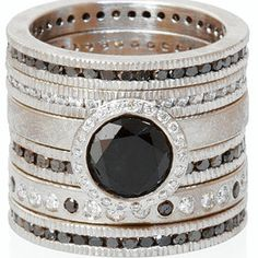 todd reed stacked rings