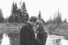 See this full engagement session on my blog!  #Engagement Photos Engagement Session Ontario Photographer Niche Photography