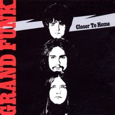 Grand Funk Railroad's third, Closer to Home, is one of the most uniquely well-done albums in the history of hard rock.