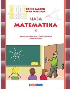 Naša matematika 4 (radna bilježnica)
