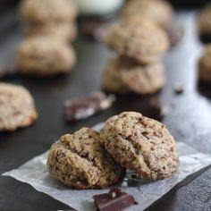 Chocolate Chunk Paleo Cookies recipe