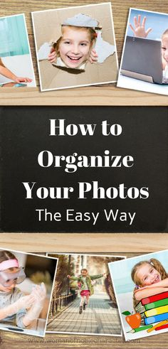 ORGANIZING YOUR PHOTOS THE SAFE WAY – DIGITAL AND PRINTED