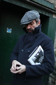 They Are Wearing: London Men's Fashion Week Fall 2014 - Slideshow