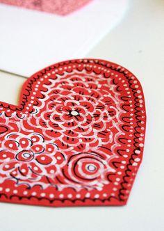 alisaburke: valentine cards- a new twist on an old classic