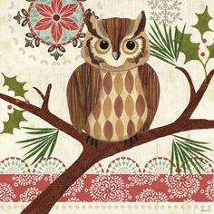 Woodland.-.01.of.06.-.Owl.-.Jennifer.Brinley