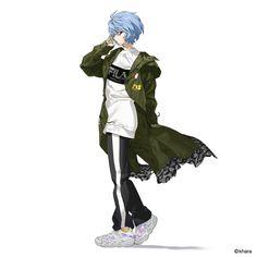 Neon Genesis Evangelion, Eleven Cosplay, Rei Ayanami, Anime Cosplay Costumes, Mecha Anime, Inazuma Eleven Go, Anime Style, Anime Love, Cute Art