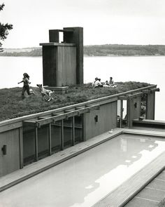 Earth House, Longbranch, WA / Olson Kundig Architects