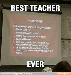 I WANT THIS TEACHER!!!!:-P