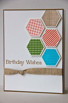 Ladybug Designs: Six-Sided Sampler