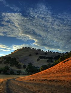✯ Sunset On The Miwok Trail - CA