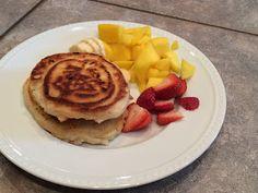 Kitchen Cactus: Three Ingredient Pancakes