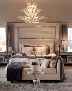 Give the bed a definite form and shape