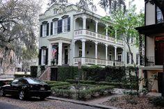 Savannah Architecture by Easy Traveler, via Flickr