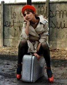 The amazing Jane Birkin