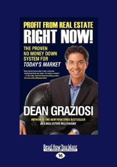 A topical and important book about how to make a substantial profit in a turbulent real estate market.
