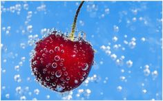 Red Berry Fruit In Water Bubbles Wallpaper   red berry fruit in water bubbles wallpaper 1080p, red berry fruit in water bubbles wallpaper desktop, red berry fruit in water bubbles wallpaper hd, red berry fruit in water bubbles wallpaper iphone