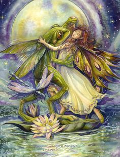 You may have to kiss a few frogs before finding your prince. Don't let them close your heart to real love no matter how hard they try. No matter how horrid they treat you.Let the pain disburse discordance within, so your discernment grows and you know next time instantly the truth of their character and don't fall for the facade of the false ones. #GoHigher #BelieveInLove #DivineLove