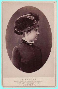 """Archduchess Gisela of Austria. """"AL"""""""