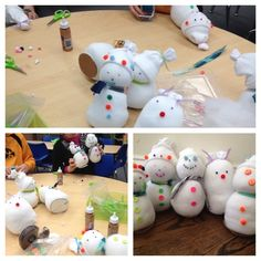 Service Learning Project, Crafting for Charity, DIY Sock Snowman