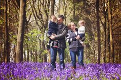 Family & Child Photography in the Bluebells Orpington Kent (2)