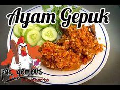 RESEP AYAM GEPUK - YouTube
