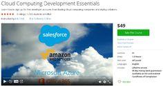 Cloud Computing Development Essentials-udemy free coupon