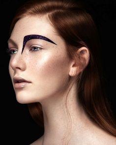5 Breathtaking Beauty Looks With Glitter   WhoWhatWear