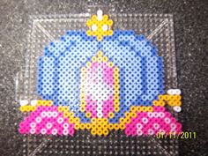 perler beads cinderella | charbella stitching: Bella's Finish and WIP