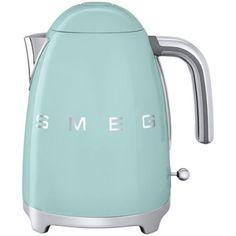 SMEG 1.7-Liter Kettle Pastel Green