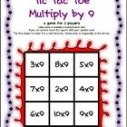 Multiplication Tic Tac Toe from Games 4 Learning combines the fun of Tic Tac Toe and with practice of basic multiplication facts.It includes 3 ...