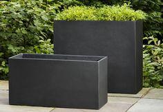 trapezoid concrete vases - Google Search